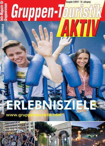 Gruppen-Touristik AKTIV 02/2018