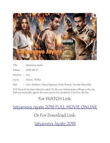 satyamev jayate filmywap hd movie download