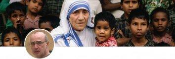 •✞• Chudobu sme stvorili my, nie Boh, ja a Ty - naším sebectvom (sv. Matka Tereza) •