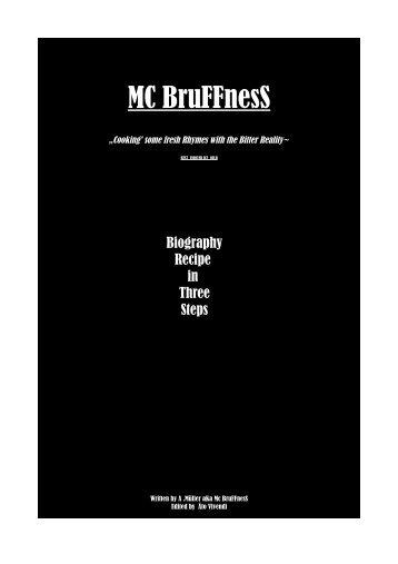Bio of Mc BruFFnesS in Deutsch