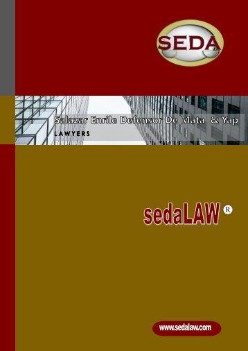 sedaLAW Firm Profile