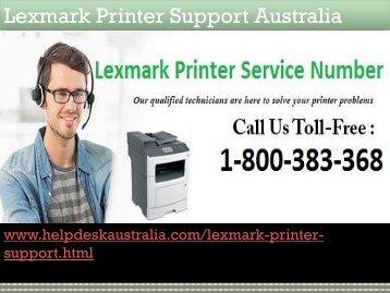 Driver Installation Problem Instant Solution Lexmark Printer Support Number Australia