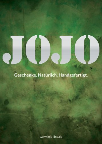 Jojo-Katalog-Geschenke 2018