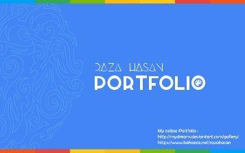 PortFolio-Raza-Hasan