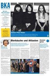 Berner Kulturagenda N°31