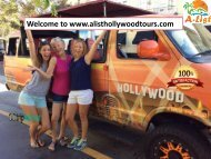 Welcome to www.alisthollywoodtours.com