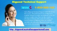 Enable New Feature For Security| Bigpond Technical Support  1-800-980-183