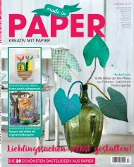 Made in Paper Nr. 17