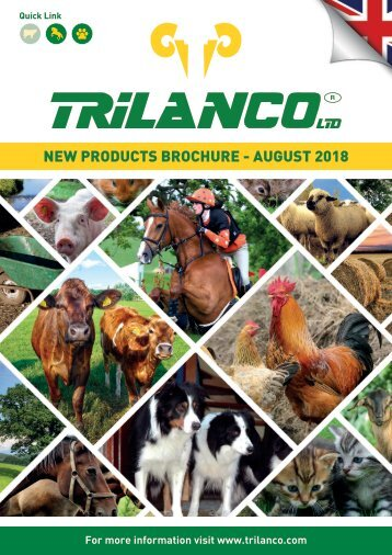 August New Product 2018