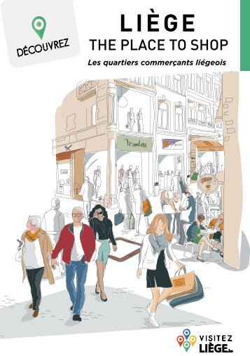 Liège, the place to shop