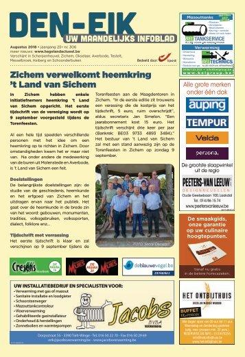 1831 Den Eik - 1 augustus 2018 - week 31