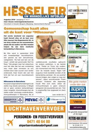 1831 Den Hesseleir - 1 augustus 2018 week 31