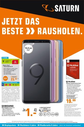 Saturn Chemnitz - 09.08.2018