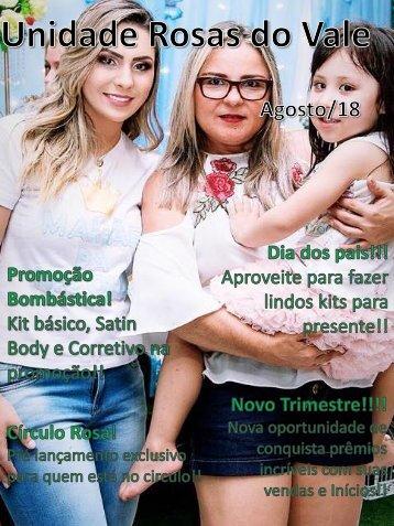 Revista Agosto 18