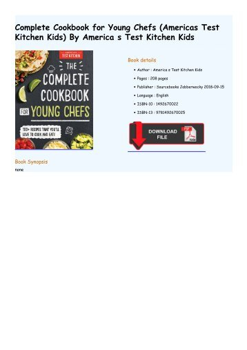 Complete-Cookbook-for-Young-