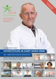 Zur Gesundheit 2018-02 Frankfurt