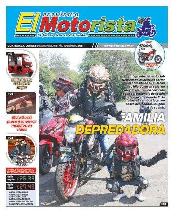 ELMOTORISTA E 365