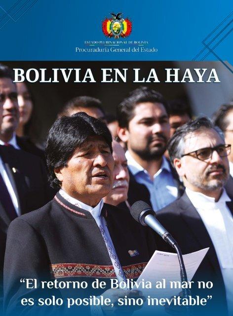 Bolivia en La Haya