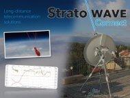 StratoWAVE Connect presentation, June 2018