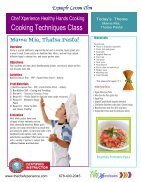 The Chef Xperience 2018 Catalog - Page 6