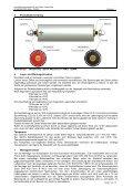 Handhabungshinweise für die Lithium Ionen Zelle HP ... - GAIA - Page 5