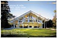 architettura: una villa in legno e vetro - HUF HAUS