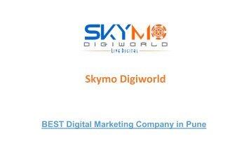 Digital Marketing Agency in Pune | Online Marketing company in Pune| Skymo Digiworld