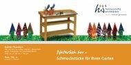 Natürlich hw- Schmuckstücke für Ihren Garten 2012 - Hannoversche ...