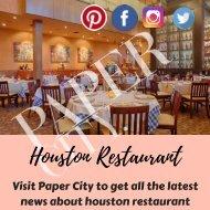 News about Houston Restaurants