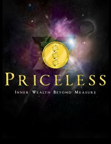Priceless Prospectus
