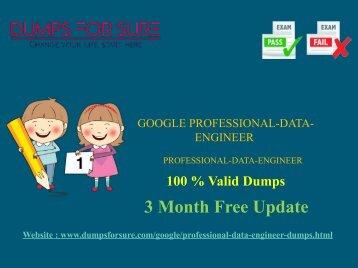 Google Professional-Data-Engineer  Dumps