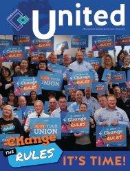 United magazine Winter 2018
