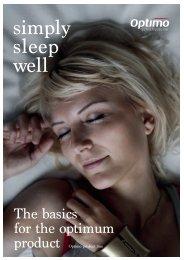 Simply sleep well - Optimo