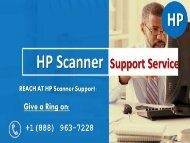 HP Scanner Support Phone Number +1(888) 963-7228 for drive setup repair USA.output