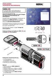 GERA Maxus Flyer - H+W Mechatronik