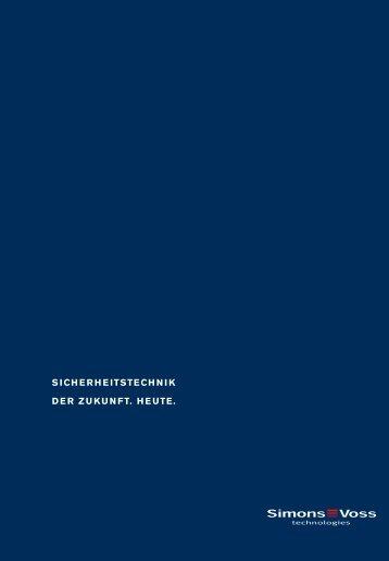 SimonsVoss System 3060 - H+W Mechatronik