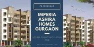 Imperia Ashira Homes Gurgaon