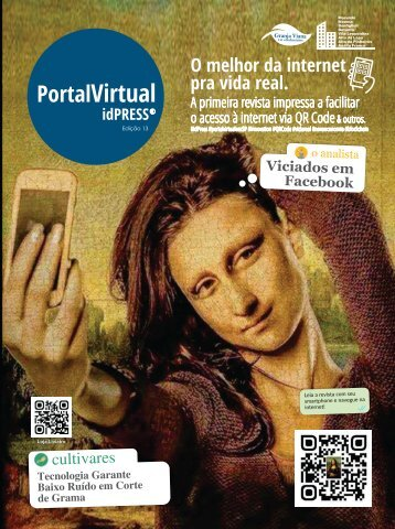 Revista Portal Virtual idPress, Agosto 2018