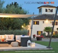 Tuscany Now and More Brochure 2018