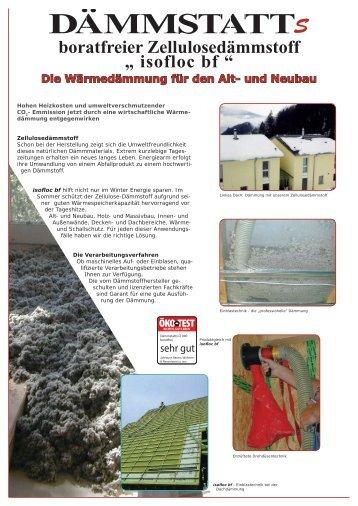 Die Wärmedämmung für den Alt- und Neubau - HTH Hyperdämm ...