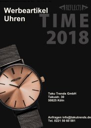 Uhren Werbeartikel bedrucken lassen günstig