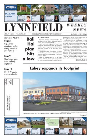 Lynnfield 8-9