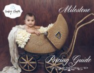 Gaby Clark Photography- Milestone Pricing Guide 2016-expensive