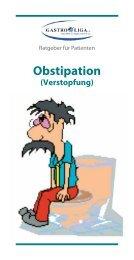 Obstipation - Gastro Liga