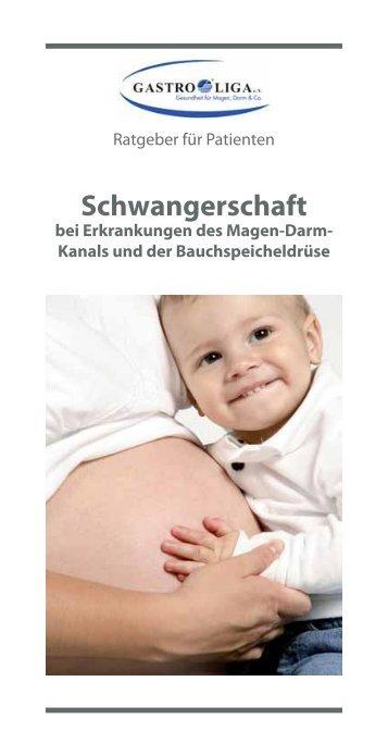 Schwangerschaft - Gastro Liga