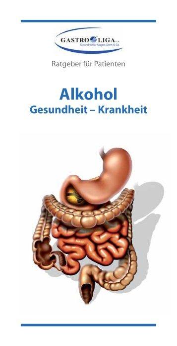 Alkohol - Gastro Liga