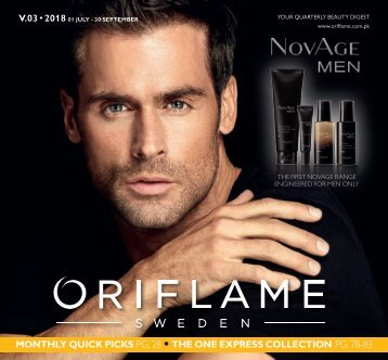 Oriflame Catalogue