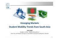 Emerging Markets Student Mobility Trends from South-Asia - ICEF