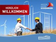 Präsentation Regionalbudget V Projekt bei der ICU GmbH