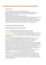 Merkblatt zur Abfallentsorgung bei Hochbau-, Tiefbau- sowie ... - GBB